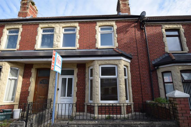 Thumbnail Semi-detached house to rent in Station Street, Barry