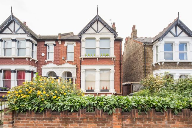 Thumbnail Flat to rent in Upper Walthamstow Road, London