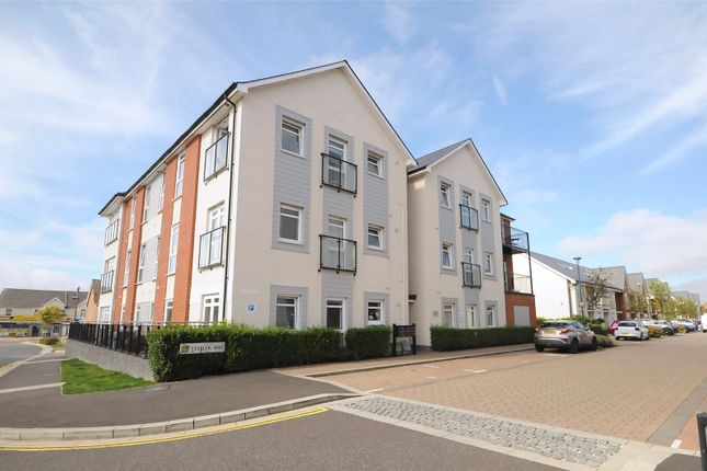 Thumbnail Flat for sale in Stabler Way, Poole, Dorset