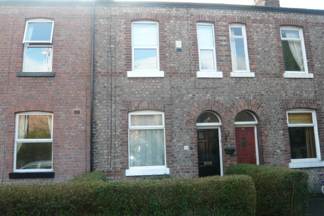 Thumbnail Terraced house to rent in Balfour Road, Urmston, Manchester
