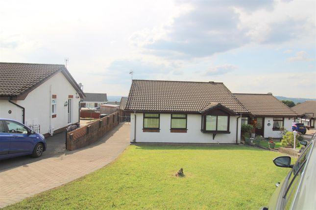 Thumbnail Semi-detached bungalow for sale in Mackworth Drive, Cimla, Neath