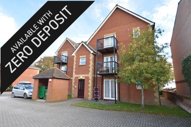 Thumbnail Flat to rent in York Road, Netley Abbey, Southampton