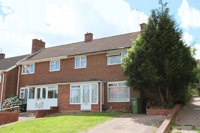 Thumbnail End terrace house to rent in King Arthurs Road, Exeter