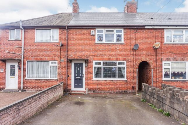 2 bed terraced house for sale in Clifford Road, West Bomwich B70