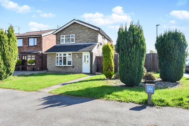 Thumbnail Detached house for sale in Sinfin Avenue, Shelton Lock, Derby