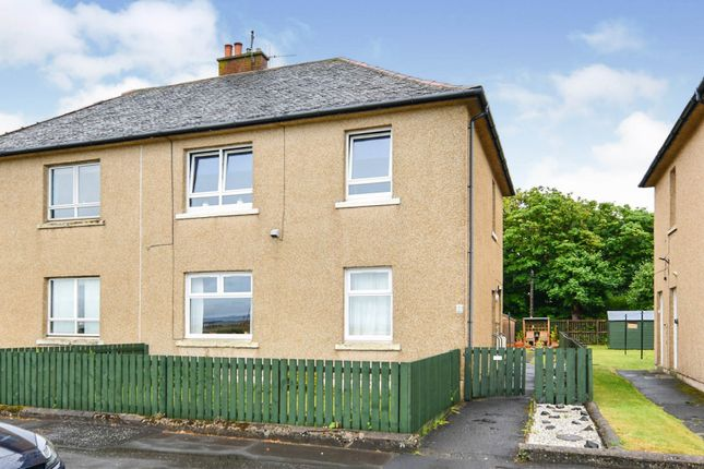 Thumbnail Flat for sale in North Shore Road, Troon
