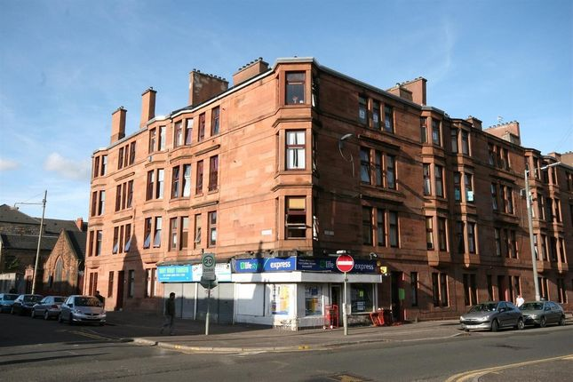Thumbnail Flat to rent in Calder Street, Glasgow