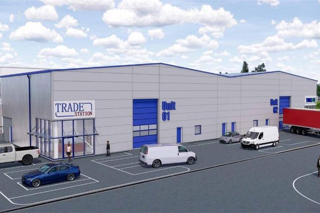 Thumbnail Industrial for sale in Unit 1 And Unit 2, 14 Baird Avenue, Dryburgh Industrial Estate, Dundee, City Of Dundee