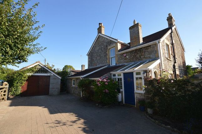 Thumbnail Detached house for sale in Purn Way, Bleadon, Weston-Super-Mare