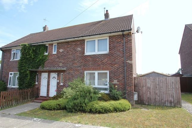 Thumbnail Semi-detached house for sale in Ash Lane, St. Athan, Barry