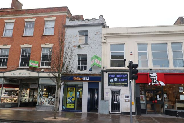 Retail premises for sale in Clare Street & High Street, Bridgwater