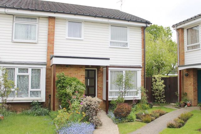 Thumbnail End terrace house to rent in Silversmiths Way, Woking