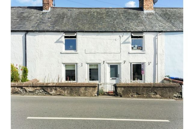 3 bed terraced house for sale in Beuno Terrace, Gwyddelwern, Corwen LL21