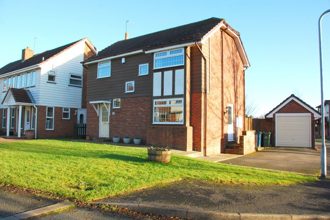 Detached house for sale in Ridgemont Court, Stone