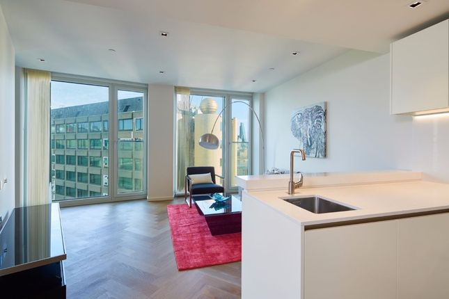 Thumbnail Flat to rent in South Bank Tower, South Bank, London