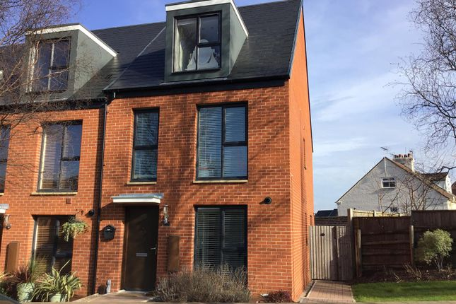 Thumbnail Terraced house for sale in Ketley Park Road, Ketley, Telford