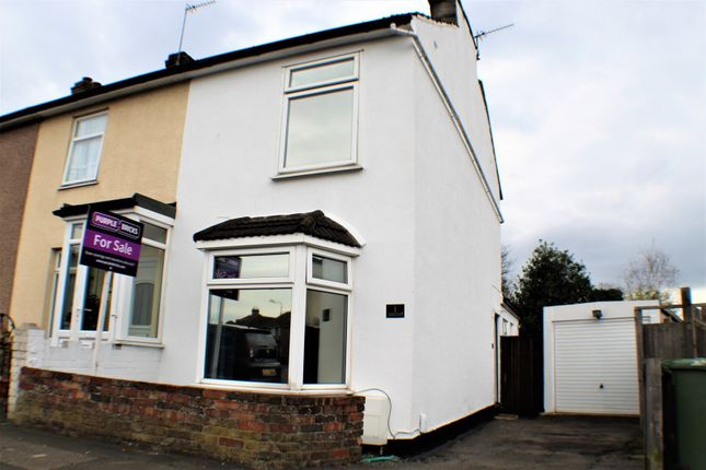 Thumbnail End terrace house for sale in Upland Road, Bexleyheath