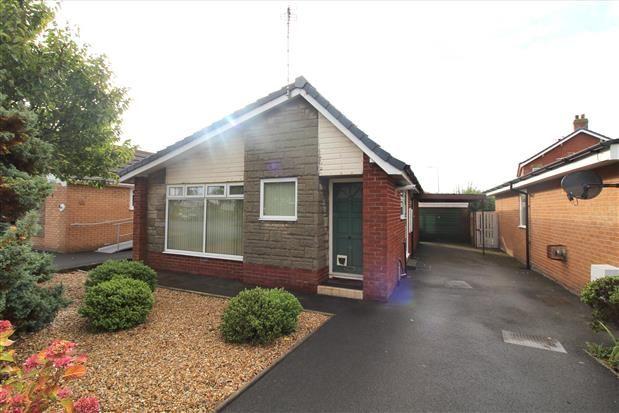 Thumbnail Bungalow to rent in Riverside Drive, Hambleton, Poulton-Le-Fylde