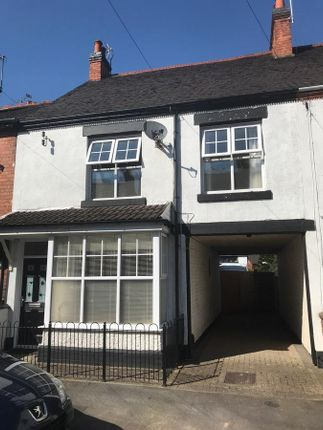 Thumbnail Terraced house to rent in Park Avenue, Nuneaton
