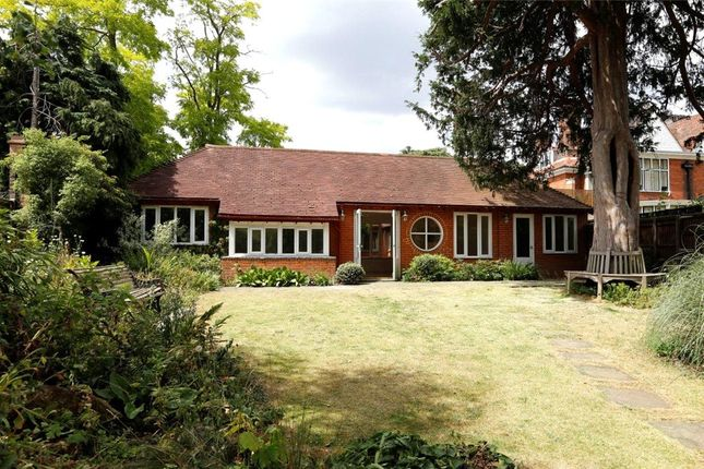 Thumbnail Detached bungalow for sale in Marryat Road, Wimbledon Village