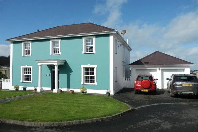 Thumbnail Detached house for sale in 1 Alban Court, Aberaeron