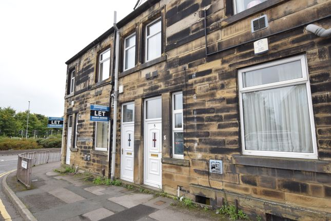 Thumbnail Terraced house to rent in Lower Fitzwilliam Street, Huddersfield