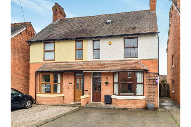 Thumbnail Semi-detached house for sale in Victoria Road, Bidford On Avon