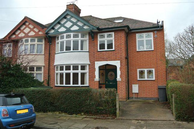 Thumbnail Semi-detached house for sale in Hampden Grove, Beeston, Nottingham