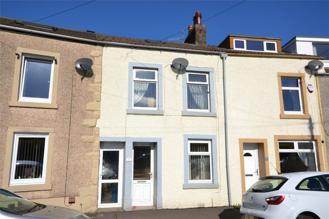 Thumbnail Terraced house for sale in Trumpet Road, Cleator, Whitehaven, Cumbria