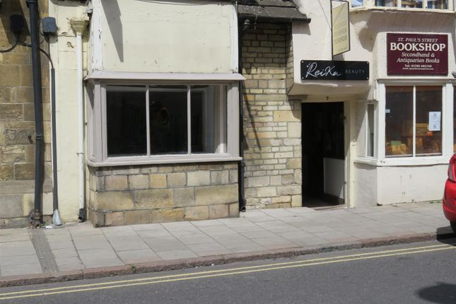 Thumbnail Retail premises to let in 7 St Paul's Street, Stamford