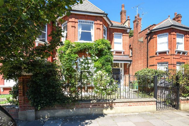Thumbnail Semi-detached house for sale in Keyes Road, Mapesbury Conservation, London