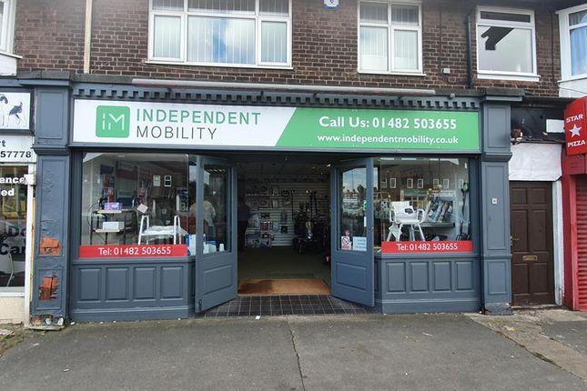 Thumbnail Retail premises to let in Spring Bank West, Hull