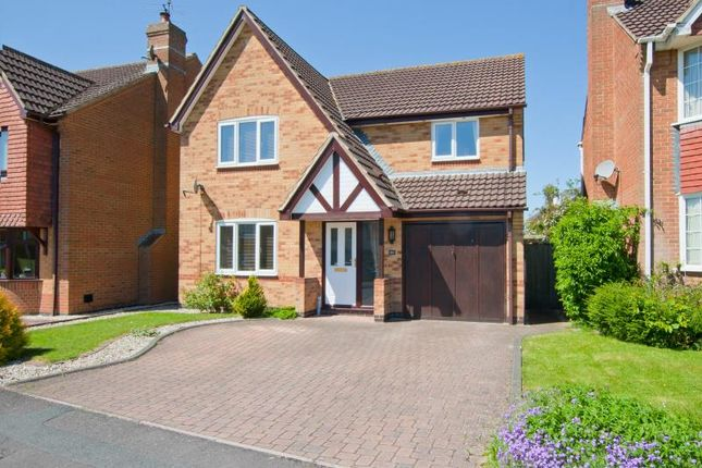 Thumbnail Detached house to rent in Otter Way, Royal Wootton Bassett