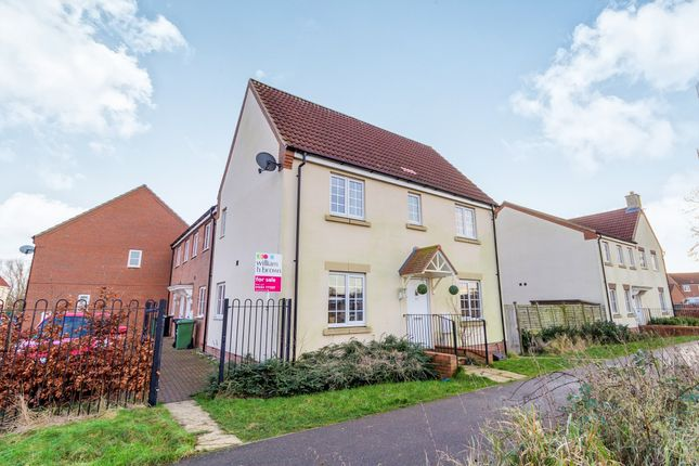 Thumbnail End terrace house for sale in Dairy Way, Gaywood, King's Lynn