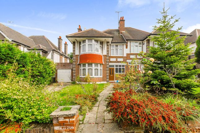 Thumbnail Property for sale in Beech Drive, Muswell Hill