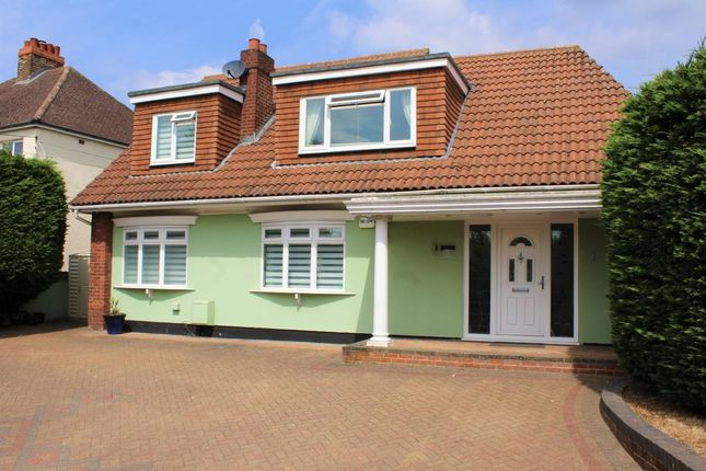 Thumbnail Detached house for sale in Ash Church Road, Ash
