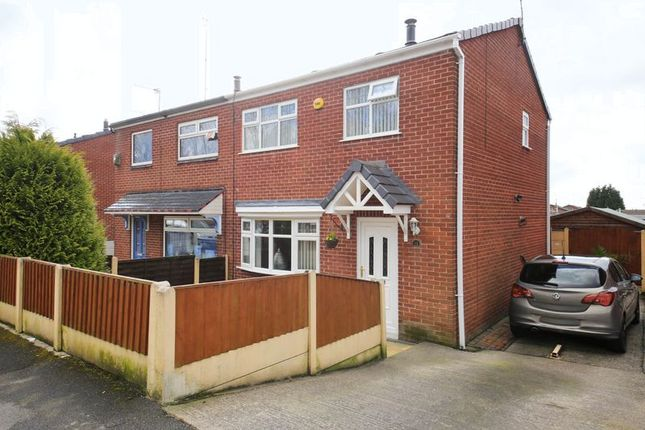 Thumbnail Semi-detached house for sale in Rathen Avenue, Ince, Wigan