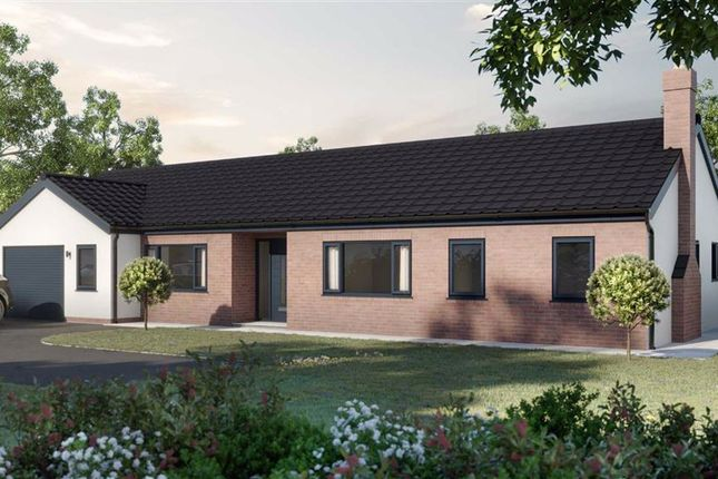 Thumbnail Detached bungalow for sale in Nanny Lane, Church Fenton, Tadcaster