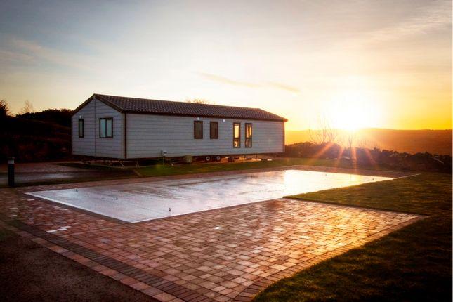 Thumbnail Lodge for sale in Trawscoed Road, Llysfaen, Colwyn Bay