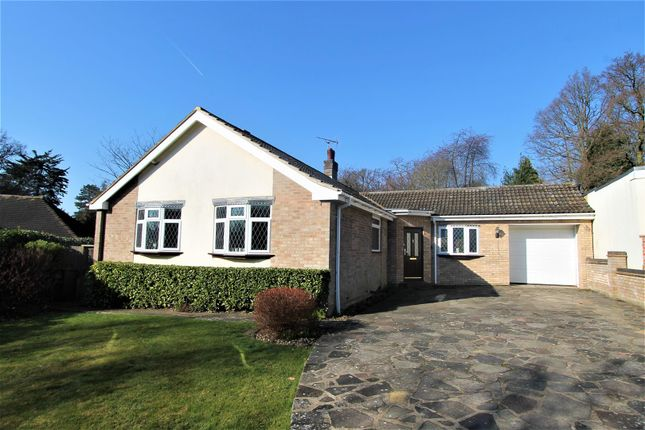 Thumbnail Bungalow for sale in Tunnel Wood Close, Watford