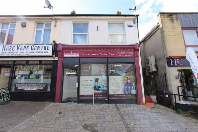 Thumbnail Commercial property for sale in High Street, Hanham, Bristol