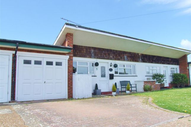 Thumbnail Bungalow for sale in Camber Way, Pevensey Bay, Pevensey