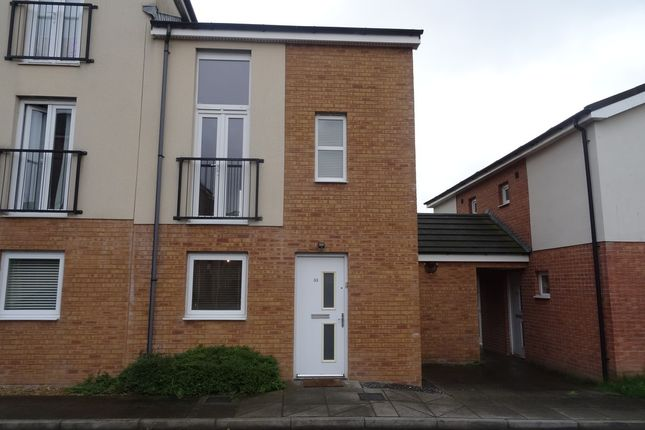 Thumbnail Flat to rent in Glyn Teg, Merthyr Tydfil