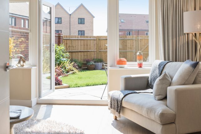 Thumbnail Terraced house for sale in The Middleton, Reading Gateway, Imperial Way, Reading, Berkshire