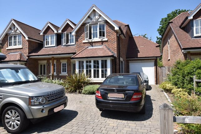 Thumbnail Semi-detached house to rent in Fernbank Road, Ascot`