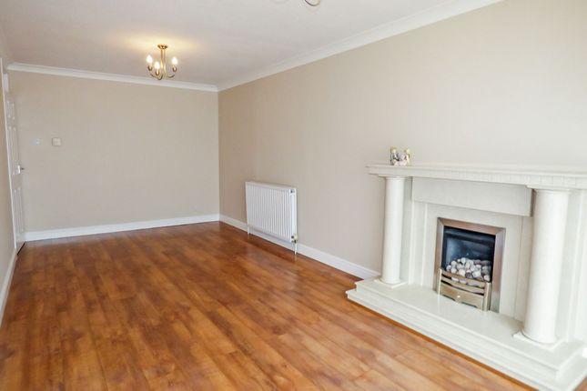 Thumbnail Bungalow to rent in Blagdon Court, Bedlington