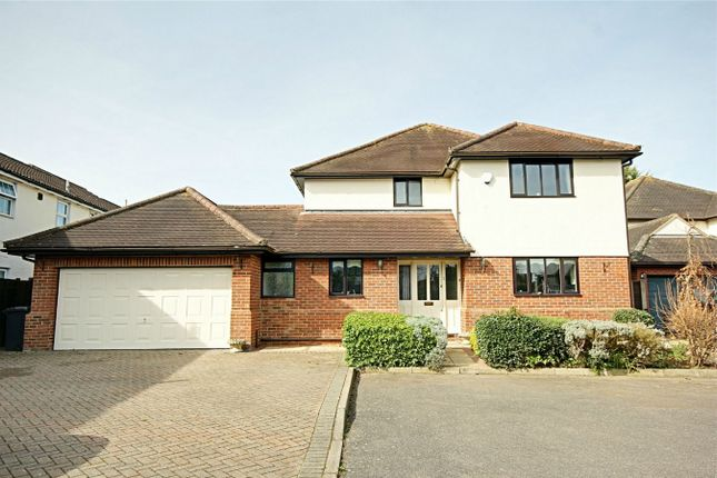Thumbnail Detached house for sale in Knight Street, Sawbridgeworth, Hertfordshire