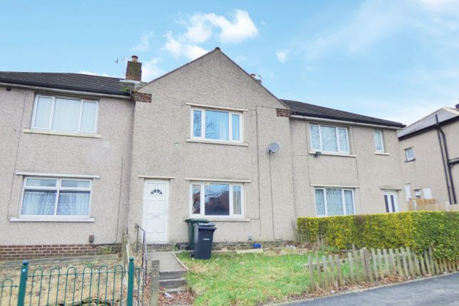 Front View of Broster Avenue, Keighley, West Yorkshire BD22