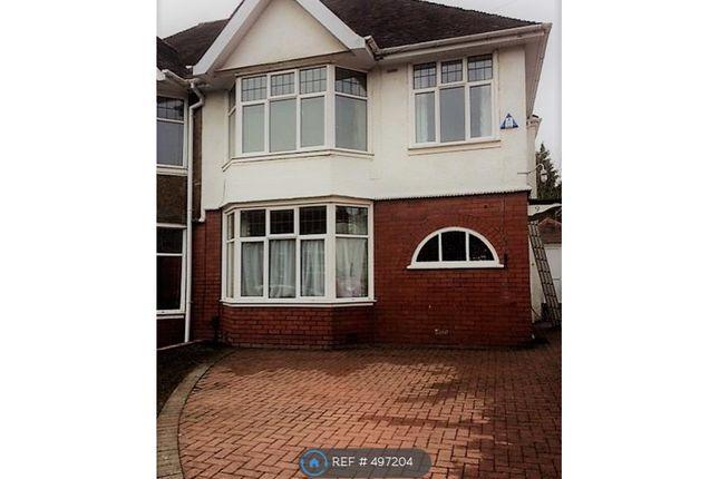 Thumbnail Semi-detached house to rent in Ridgeway Drive, Newport