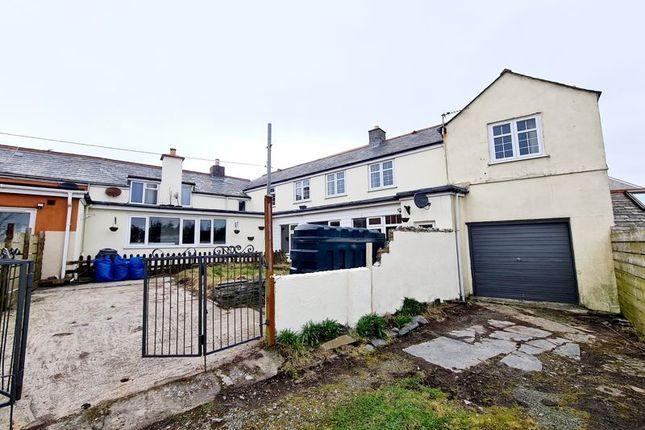 Thumbnail Cottage for sale in Rockhead Street, Delabole